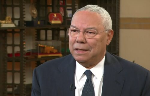 Gen. Colin Powell (Ret.) has dies from complications with Covid-19. Powell is shown here during an interview with Piers Morgan.