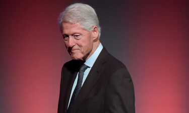 """Former President Bill Clinton has been admitted to the University of California Irvine Medical Center for a non-Covid-related infection. He is """"on the mend"""" and """"in good spirits"""