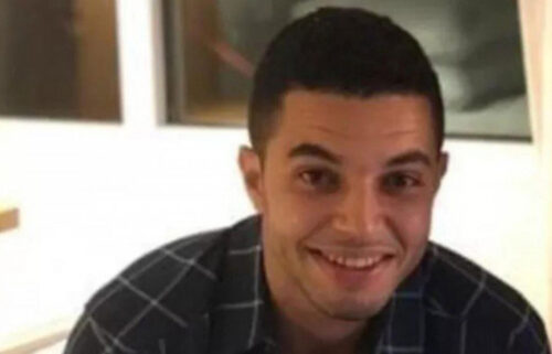 Adil Dghoughi was shot and killed outside of a home in Martindale