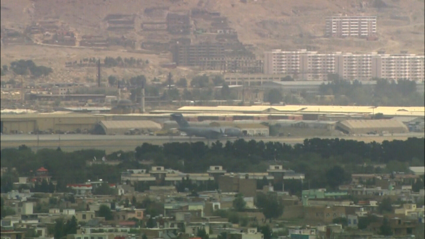 <i>CNN</i><br/>A recently published US Air Force account of the final days of America's evacuation from Afghanistan reveals more details about the chaotic scenes at Kabul's airport