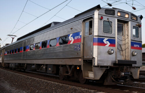 A man was arrested for allegedly sexually assaulting a woman on a SEPTA train in Philadelphia last week