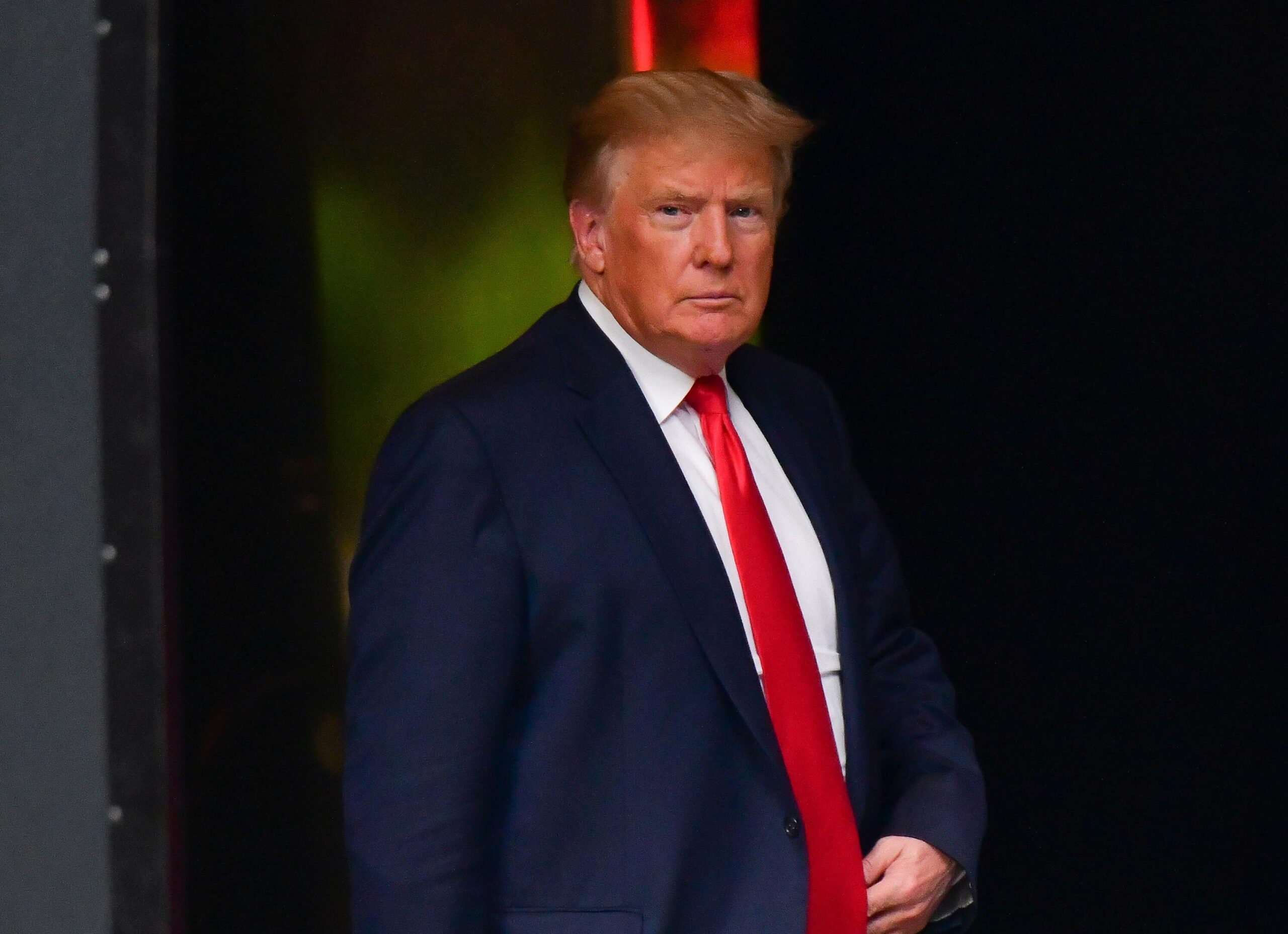 <i>James Devaney/GC Images/Getty Images</i><br/>A New York judge has ordered former President Donald Trump