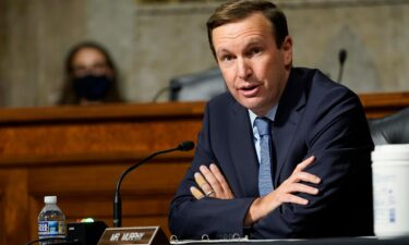 """Sen. Chris Murphy said """"I can't support a bill that does not have a robust climate title"""