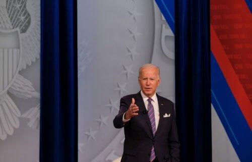President Joe Biden drove by the US-Mexico border more than a decade ago