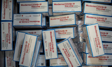 Vaccine advisers to the US Food and Drug Administration are meeting Thursday morning to discuss whether to authorize boosters of Moderna's coronavirus vaccine for some adults.