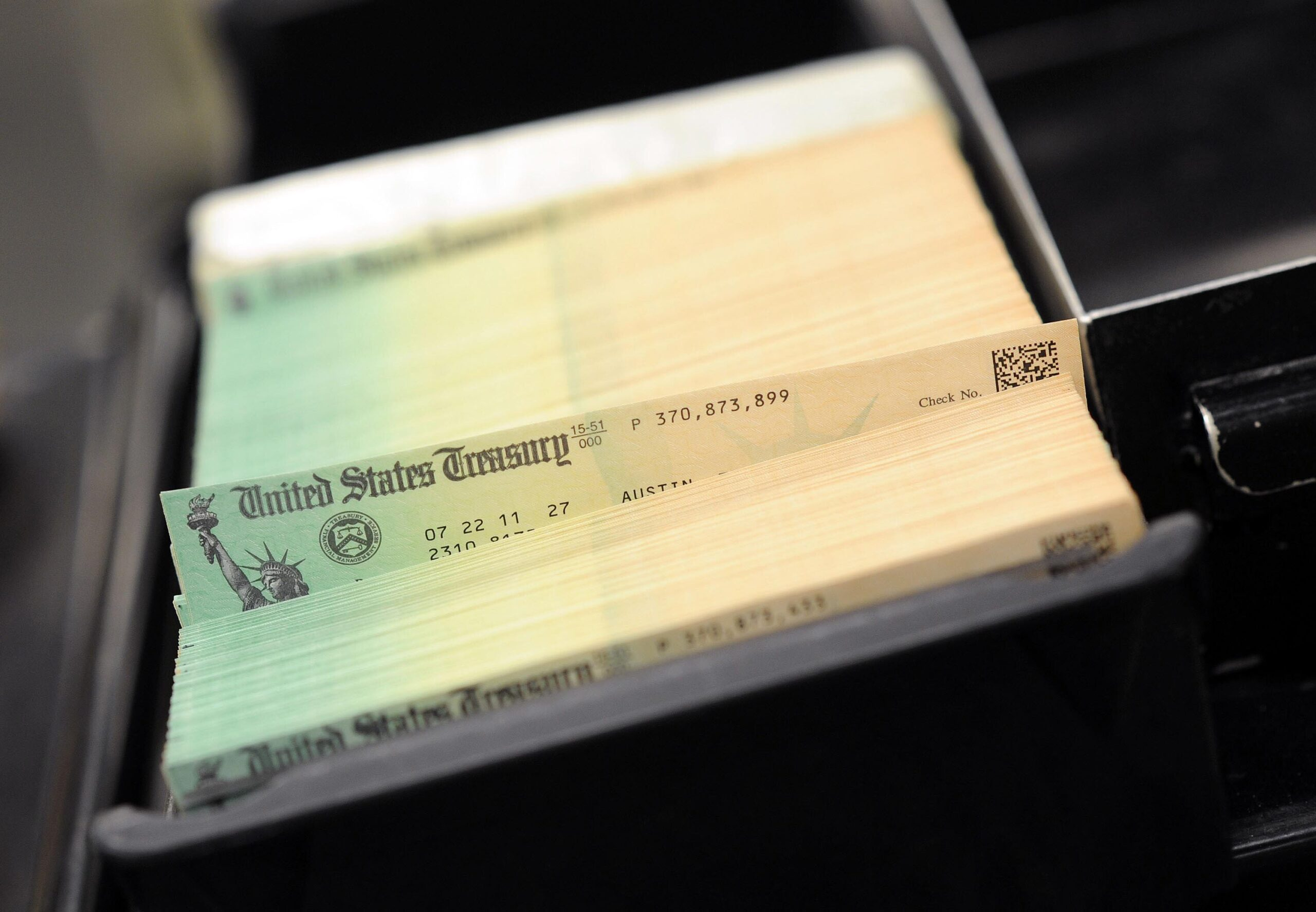 <i>William Thomas Cain/Getty Images</i><br/>Social Security recipients will see their monthly checks soar by 5.9% next year
