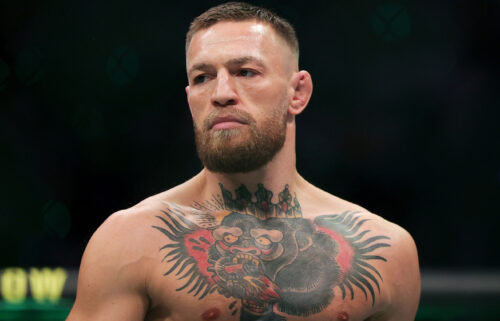 An Italian DJ claims he suffered a number of injuries following an alleged altercation with MMA fighter Conor McGregor.