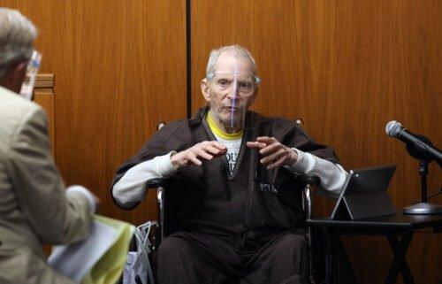 Robert Durst testifies in August.