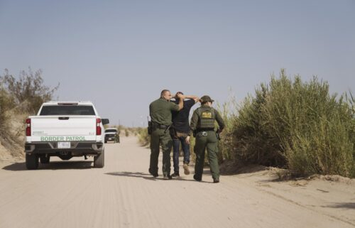US Border Patrol made nearly 1.66 million arrests for unlawful crossings on the US-Mexico border over the past year