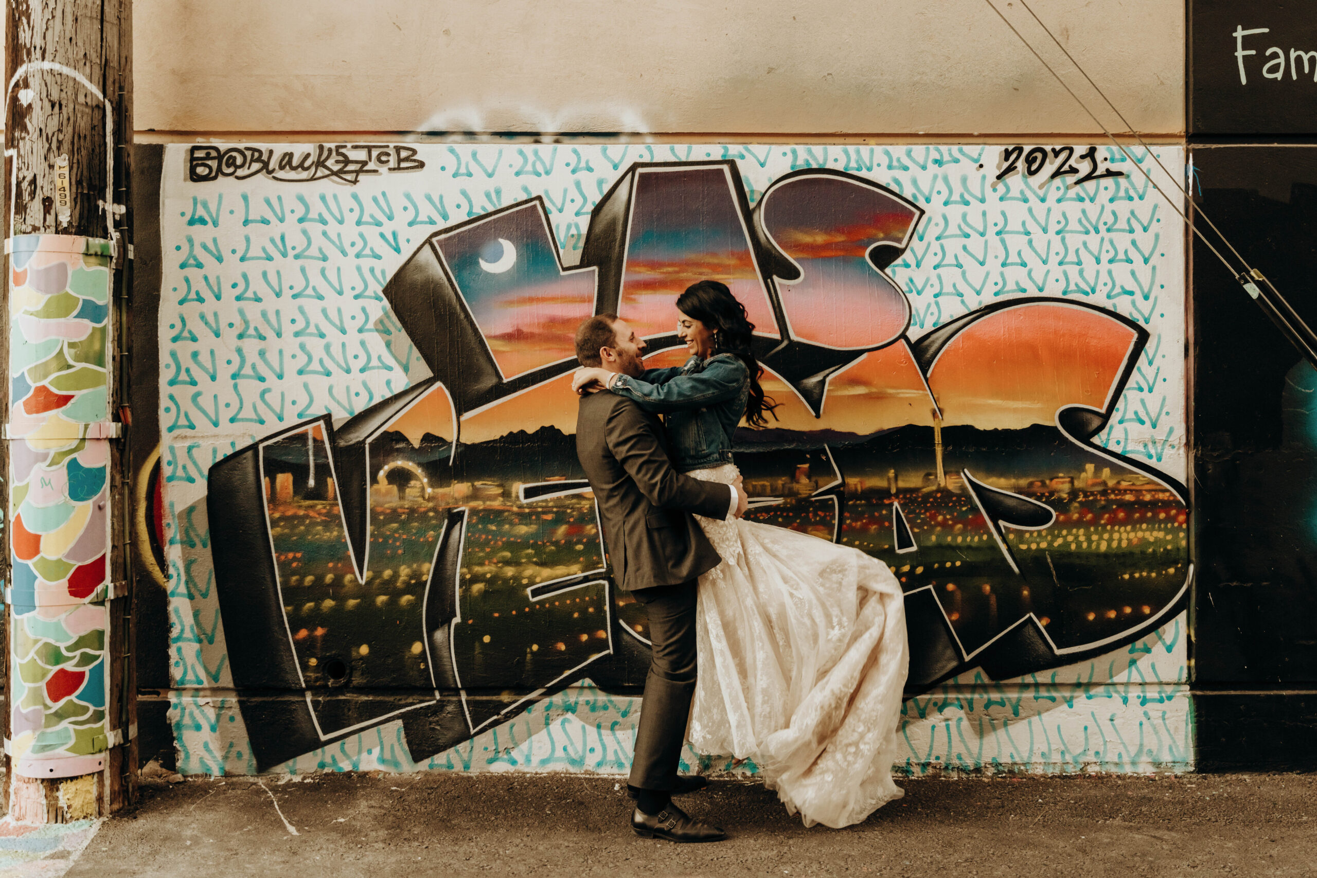 <i>Onyx & Arrow Photography</i><br/>Kimberli Romano and her husband Kyle Hlavaty.