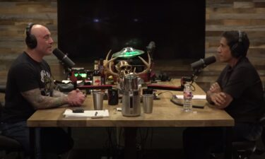Dr. Sanjay Gupta sat down with Joe Rogan for three hours to speak with him about Covid-19 and vaccines on his podcast.