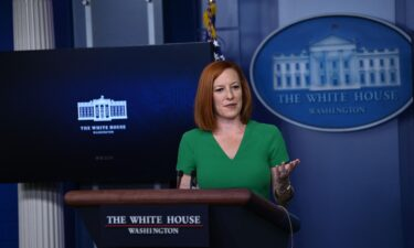 Citizens for Responsibility and Ethics in Washington has filed a Hatch Act complaint against White House press secretary Jen Psaki