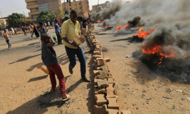 Sudan has descended into crisis after the military dissolved the country's power-sharing government and declared a state of emergency on Monday.