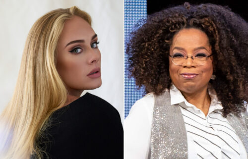 """Adele has teamed up with CBS for a new prime-time special titled """"Adele One Night Only."""" It will also feature an exclusive interview with Adele by Oprah Winfrey from her rose garden."""