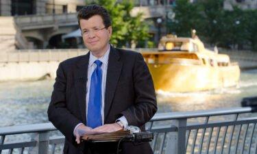 Fox News anchor Neil Cavuto has tested positive for Covid-19.