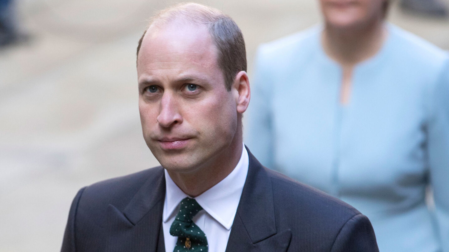 <i>Jane Barlow/WPA Pool/Getty Images</i><br/>Prince William has said that efforts to save the Earth by the world's