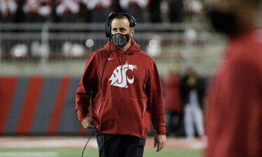 Washington State University's head football coach